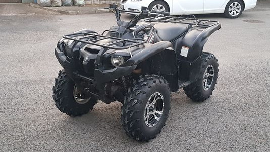 Yamaha Grizzly 2010